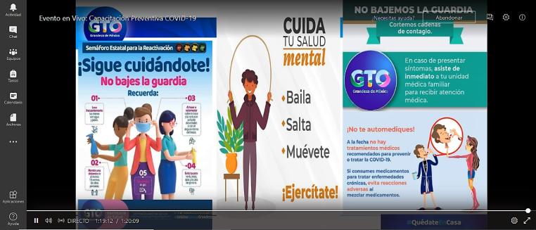 SEG Y SECRETARÍA DE SALUD COORDINAN ESFUERZOS PARA FRENAR CONTAGIOS DE COVID 19.