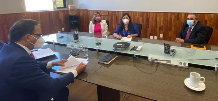 """""""CONCLUYE EL PROCESO DE NEGOCIACIÓN SALARIAL 2021 ENTRE LA ASPAAUG Y LA UNIVERSIDAD DE GUANAJUATO""""."""