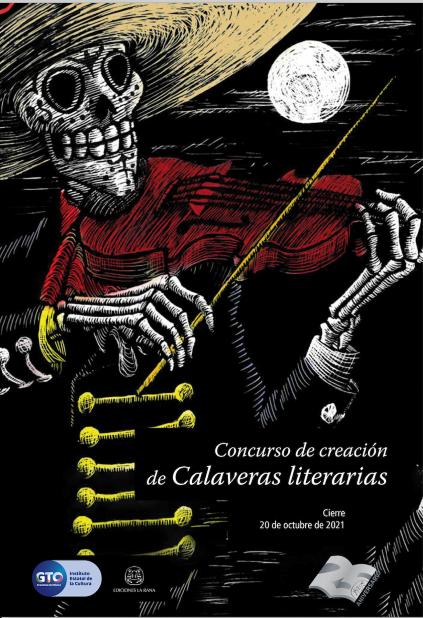 """INVITA EDICIONES LA RANA A CONCURSO DE """"CALAVERAS"""""""