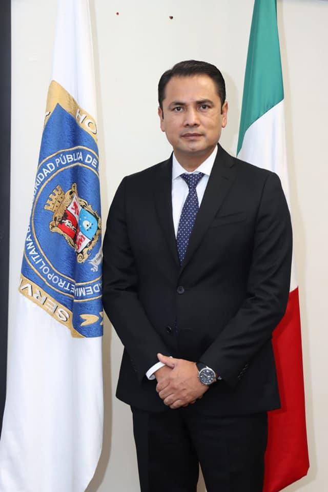 ES HÉCTOR EDGARDO QUILANTÁN DE LA ROSA EL NUEVO DIRECTOR GENERAL DE LA ACADEMIA METROPOLITANA DE SEGURIDAD PÚBLICA DE LEON GUANAJUATO.