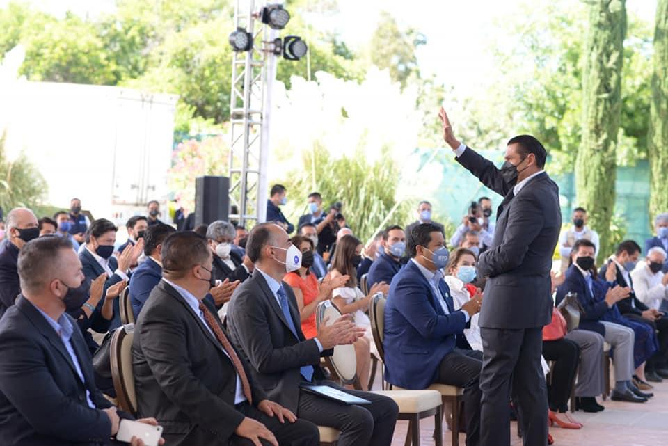 APUESTA GOBIERNO MUNICIPAL POR CALIDAD Y APROVECHAMIENTO DEL AGUA EN  SAN MIGUEL DE ALLENDE MAURICIO TREJO PURECO.